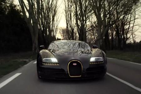 [Pictures] Bugatti Veyron Grand Sport Vitesse Black Bess