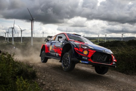 WRC - Sardaigne : Sordo l'emporte devant Neuville et Ogier