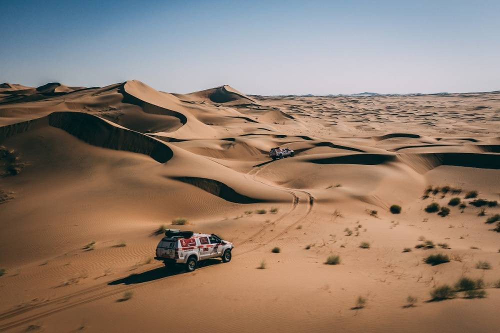 Dakar 2021 : le parcours officiel dévoilé