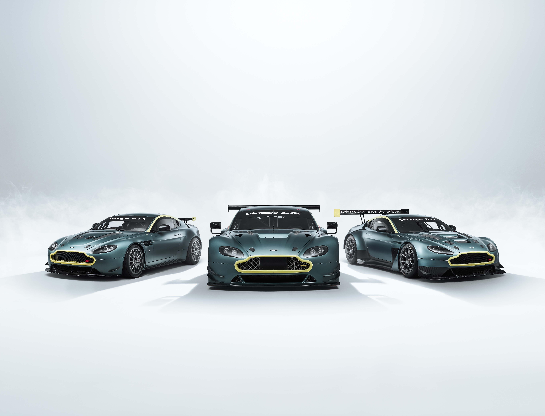 Aston Martin Vantage : trois modèles d'exception à vendre