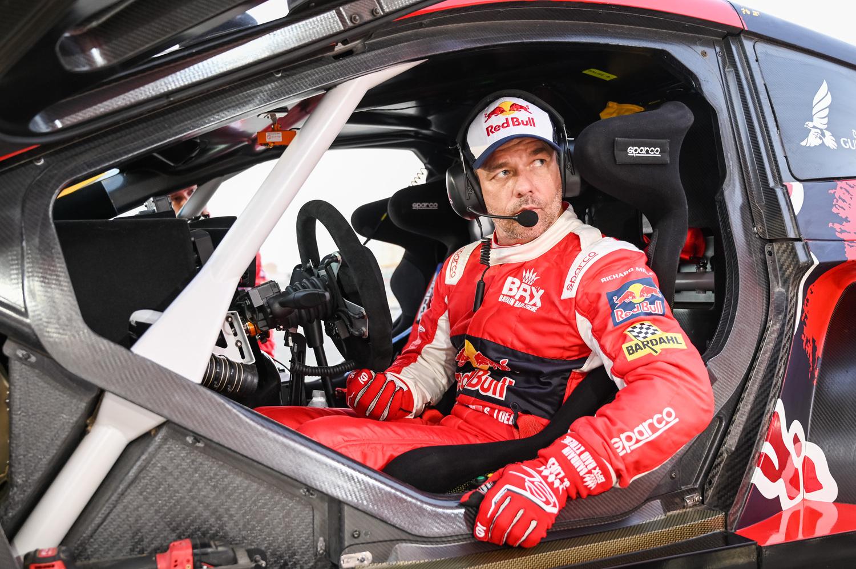 Dans le garage musclé de Sébastien Loeb (en images)