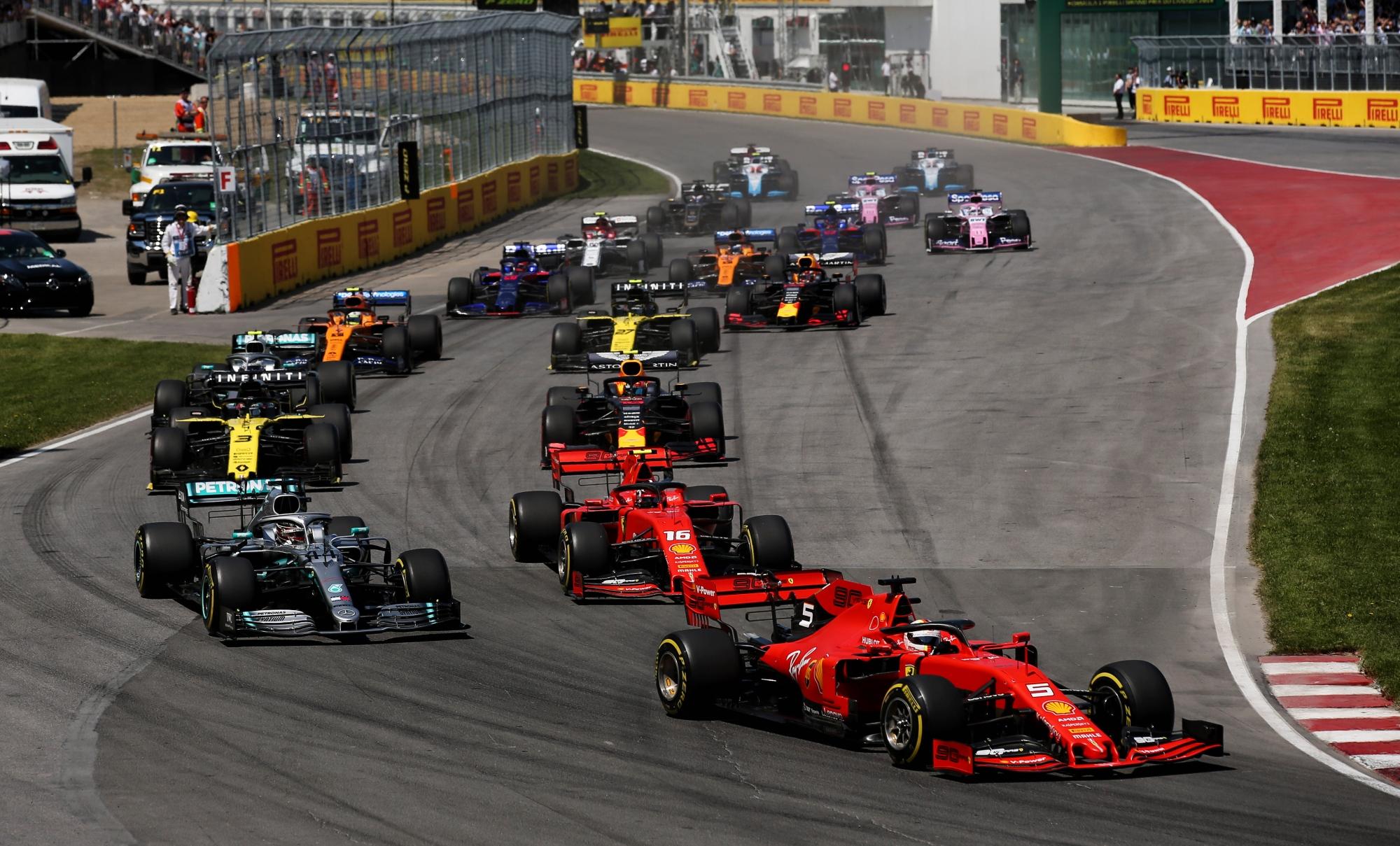 F1 2021 – GP du Canada annulé, Istanbul de retour au calendrier !