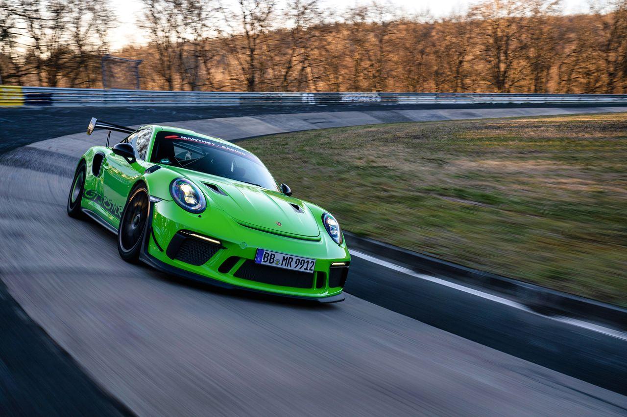 VIDEO – Kévin Estre dompte la 'Nordschleife' en Porsche 911 GT3 RS !