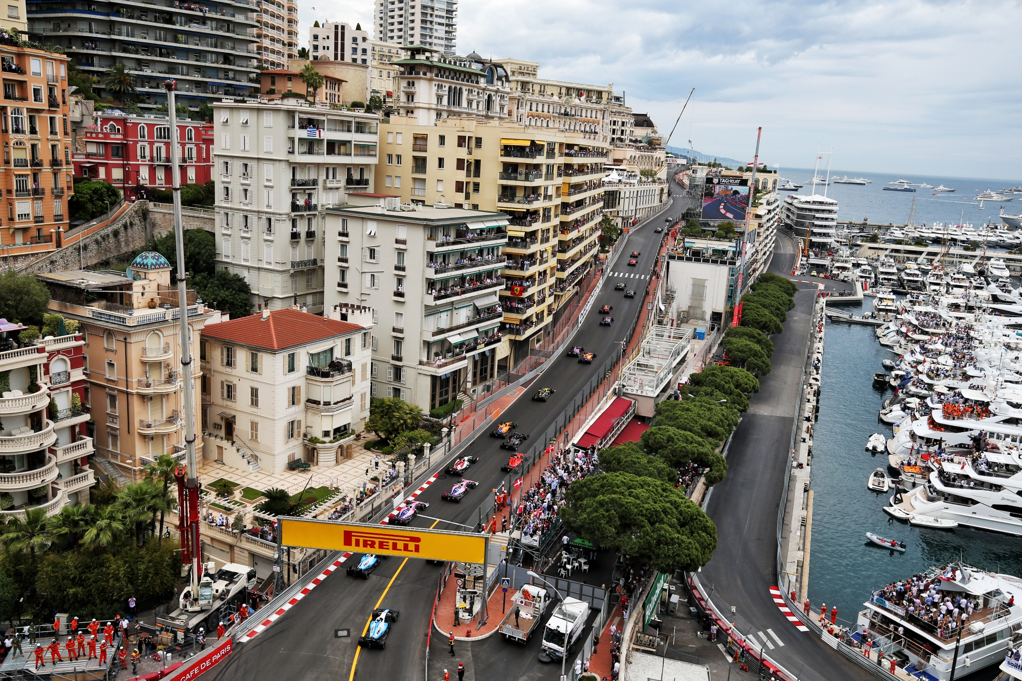 F1 – GP de Monaco : le programme TV du week-end