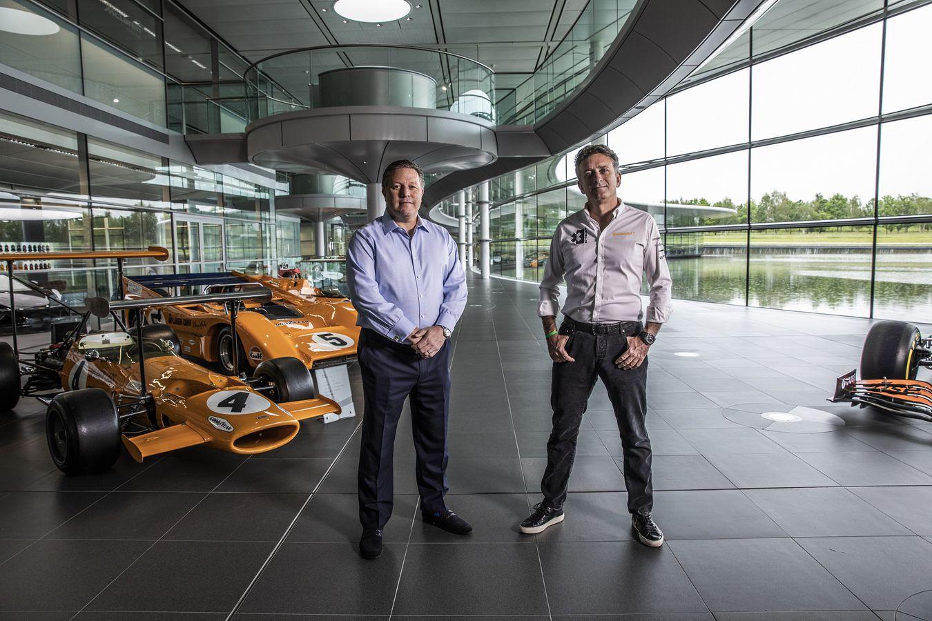 Extreme E – McLaren rejoint «l'Odyssée électrique» en 2022