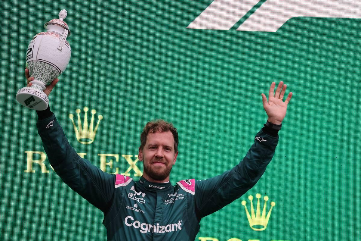F1 – Vettel, disqualifié, perd son podium en Hongrie (+ classement mis à jour)