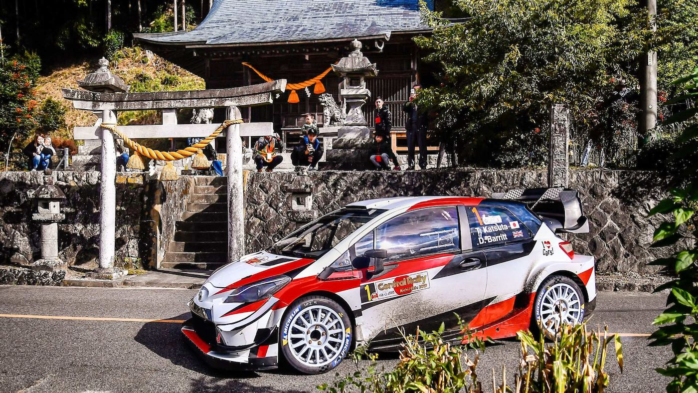 Le Rallye du Japon doit faire une croix sur 2021