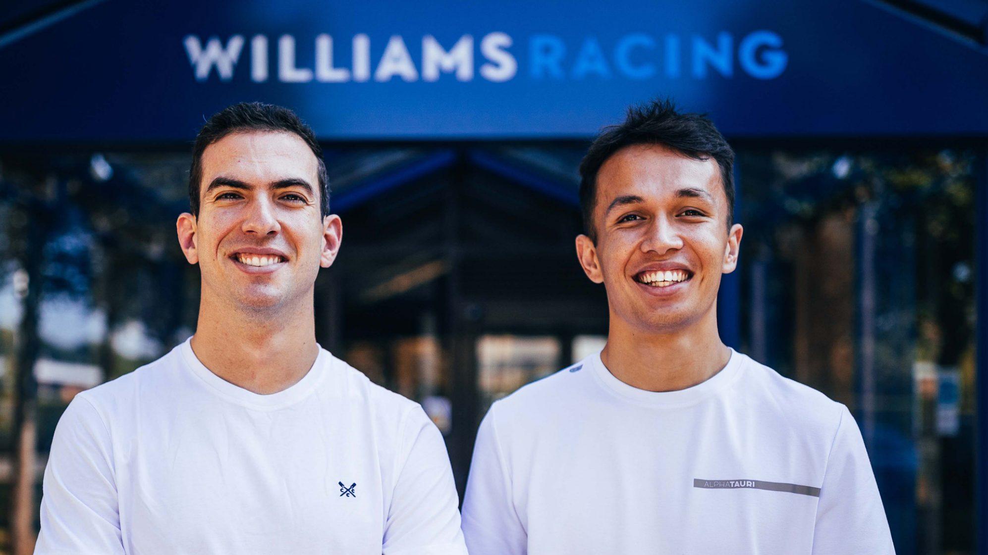 Alex Albon de retour en F1 chez Williams !