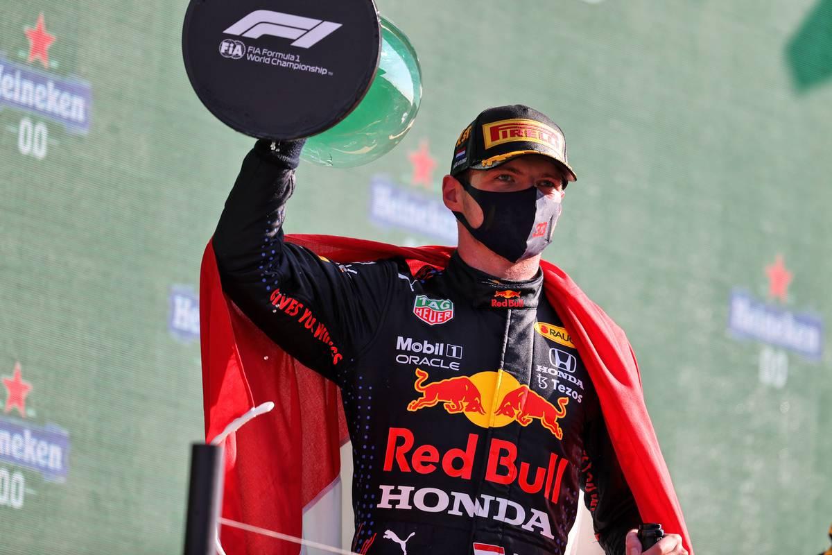 """GP des Pays-Bas : Verstappen souverain au pays """"Oranje"""""""