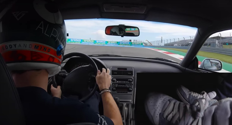30 ans après Senna, Pierre Gasly fait vibrer la NSX en piste (+ vidéo)