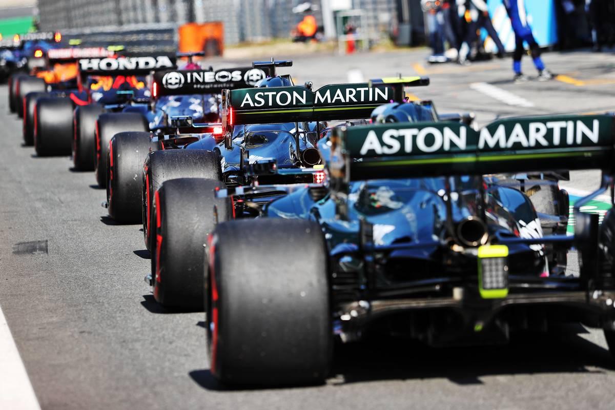 F1 2022 - Les pilotes, leurs écuries et contrats (en images)